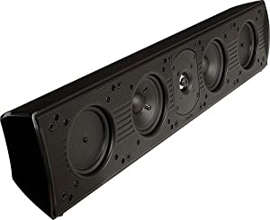 Definitive Technology Mythos 3 Center-Channel Speaker (Single, Black)