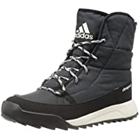 adidas Outdoor Women's CW Choleah Insulated CP Snow Boot (Black/Chalk White/Black)