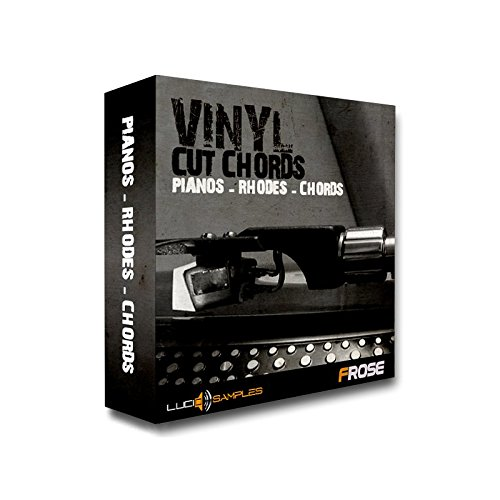 Vinyl Cut Chords WAV Files - 666 Cut Chord Samples From Real Vinyls - Pianos, Rhodes, Instrumental Chords. This distinctive sound from vinyl Today Can Become Part of Your Music