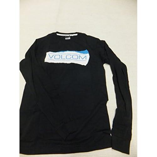 (ボルコム) VOLCOM メンズロングTシャツ A3641300 blk S(日本M)サイズ