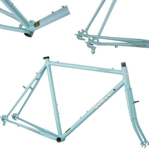Surly Cross Check Frame 52cm Robins Egg Blue