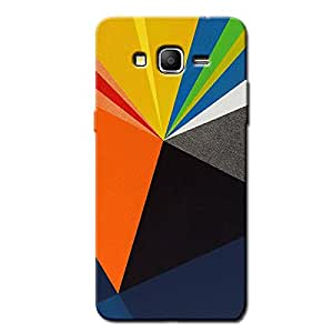 SHAPES BACK COVER FOR SAMSUNG ON7