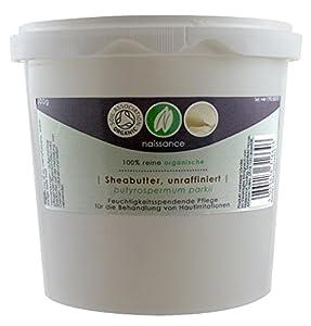 Beurre de Karité Brut BIO - Certifié BIO - 500g