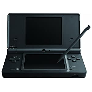 Nintendo DSi schwarz
