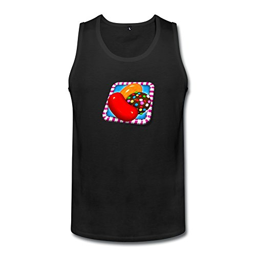 Candy Crush 2 Men Candy Crush 2 Tanks Top