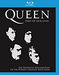 Queen: Days of Our Lives [Blu-ray]
