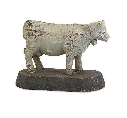 Imax Webster Farm Cow Statue