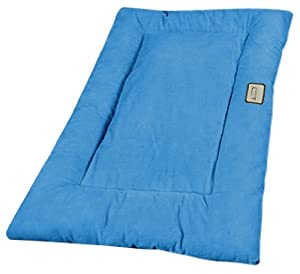Armarkat Pet Bed Mat 27-Inch by 19-Inch by 2.5-Inch M01-Medium, Sky Blue