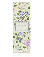 Crabtree & Evelyn® Summer Hill Body Wash 200ml