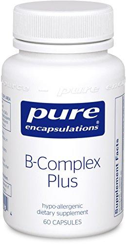 pure-encapsulations-b-complex-plus-hypoallergenic-b-vitamin-formula-60-capsules