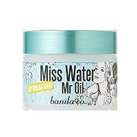 【banila co.(バニラコ)】 Miss Water & Mr.Oil Hydrating Cream ミス ウォーター & ミスター オイル ハイドレーティング クリーム 50ml
