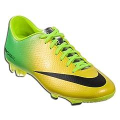Nike Mens Mercurial Victory IV FG Soccer Shoe by Nike