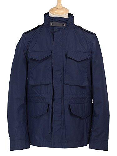 (バーバリー) BURBERRY メンズ ジャケット ネイビー BRETTSON 3983513 AAZUS サイズL 41000 NAVY [並行輸入品]
