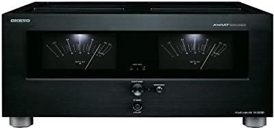 Onkyo M-5000R Reference Series Power Amplifier (Black) from Onkyo