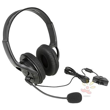 Everydaysource For Microsoft xBox 360 Headset w/ Mic , Black