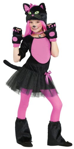 Cat Halloween Costume - Miss Kitty Costume WB