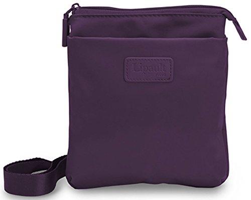 lipault-plume-medium-cross-over-purple