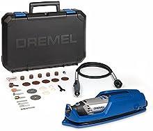 Comprar Bosch Dremel 3000-1/25 - Multiherramienta (130 w, 1 complemento, 230 v, 25 accesorios)
