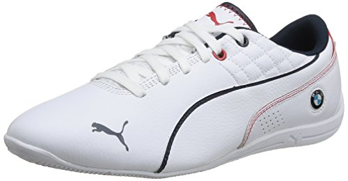 Puma-Mens-Bmw-Ms-Drift-Cat-6-Leather-Running-Shoes