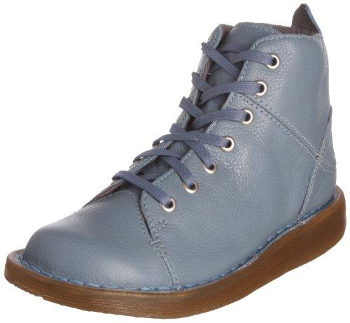 Dr. Martens Women's Delia Faded Denim Ankle Boot 13521450 6 UK