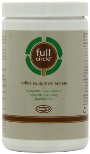 Full Circle Coffee Equipment Tablets, 120 ct
