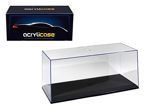 Collectible display show case for 1/24 scale model cars by Illumibox 10004 (Collectible Model Cars compare prices)
