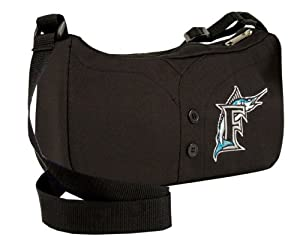 Florida Marlins Jersey Purse 12 x 3 x 7 by Little Earth