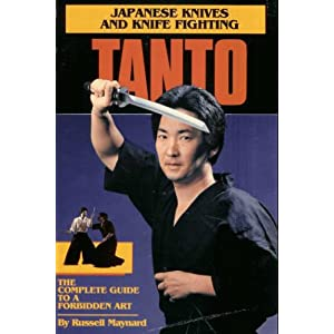Japanese Cutlery on Tanto  Japanese Knives And Knife Fighting  Russell Maynard