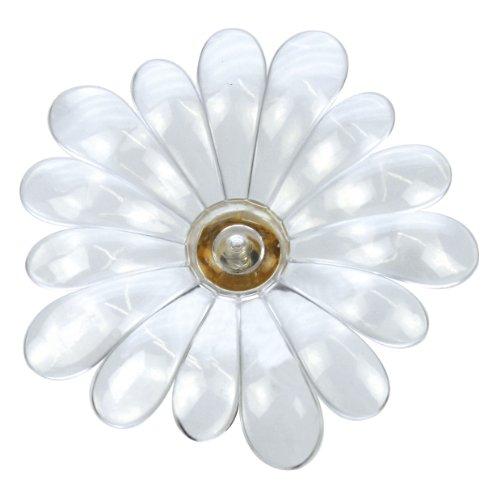 LED Solarleuchte Flower mit Farbwechsel