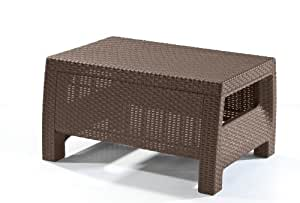 Keter Corfu Ottomans/Table