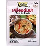 Easy Cooking: Spicy Tom Ka Paste for Made Tom Kha Soup 30g X 5 Pack for Travel Cooking Kit, Camping Food, Camping Cooking (Asia Most Wanted Ingredient: Delicious Same Professional Chef in Original Recipe)