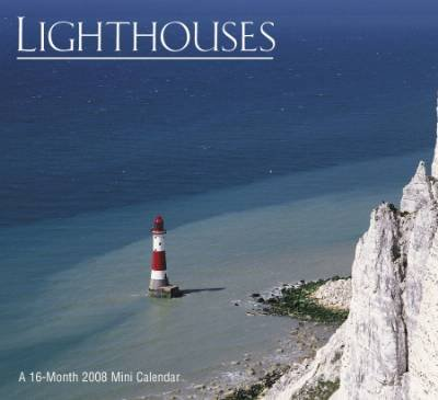 Lighthouses 16 Month 2008 Mini Wall Calendar - Buy Lighthouses 16 Month 2008 Mini Wall Calendar - Purchase Lighthouses 16 Month 2008 Mini Wall Calendar (2008 Calendars, Office Products, Categories, Office & School Supplies, Calendars Planners & Personal Organizers, Wall Calendars)