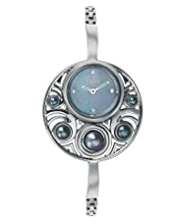 Titan Amaris Raga Pearl 9972QM01 Analogue Watch - For Women