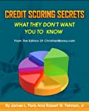 41xM256THsL. SL160  Credit Score Secrets   Credit Repair Strategies Of The Pros (What They Dont Want You To Know)