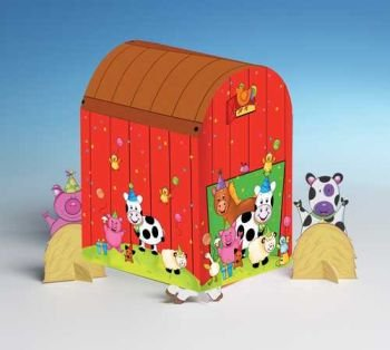 Barnyard Bash Table Centrepiece