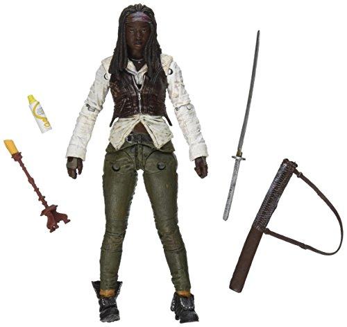 Mc Farlane - Figurina The Walking Dead - TV Serie Michonne 12cm - 0787926145717