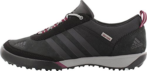Adidas Outdoor Women's DAROGA SLEEK Black Sneakers 9 M
