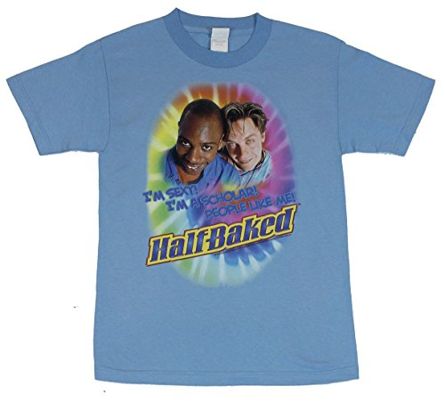 Half Baked (Starring Dave Chappelle and Jim Beurer) Mens T-Shirt -