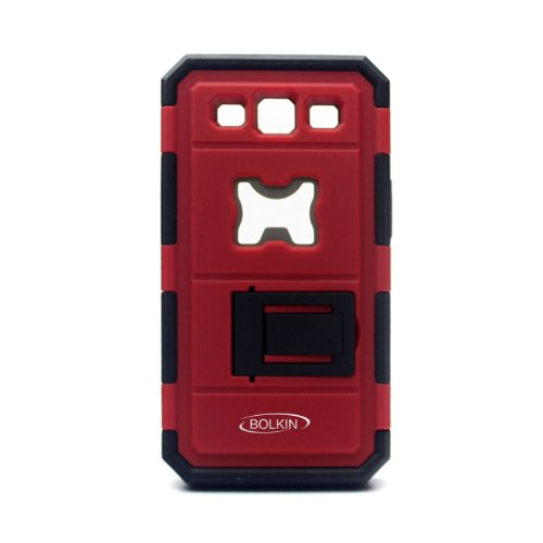 Bolkin® Bottle Opener Series Shockproof Cover Case for Samsung Galaxy S3 I9300 (Red) (Bottle Opener Case For Galaxy S3 compare prices)