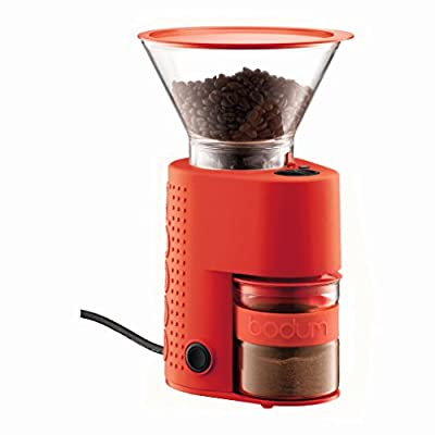 BODUM 10903 Bistro Electric Coffee Grinder by BODUM