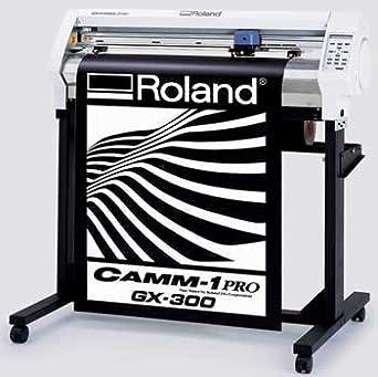 Amazon Com Roland Camm 1 Pro Gx 300 36 Quot Vinyl Cutter