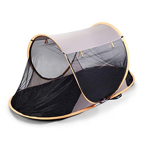 Portable Mosquito Netting : Summery pop up portable mosquito net tarp floor free