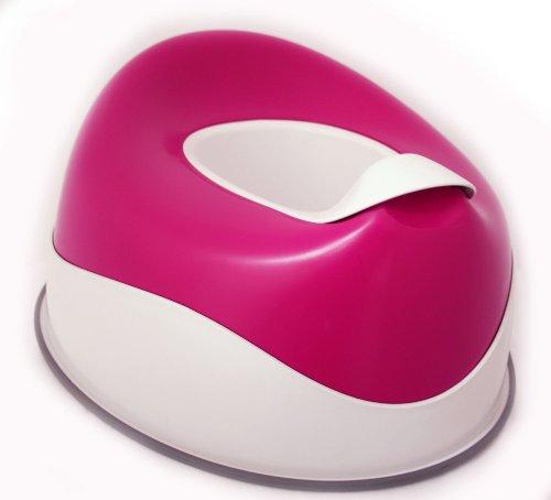 Prince Lionheart pottyPOD basix Poppy Pink