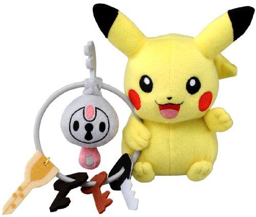 Pikachu-Plush-Doll-movie-XY-Kureffi