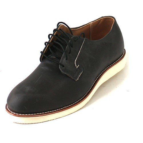 Red Wing Postman Shoes - Charcoal