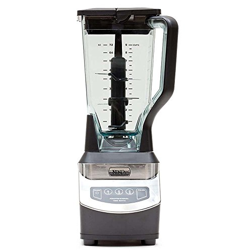 Ninja Professional Blender (NJ600) (Certified Refurbished) (Ninja Blender 1000 compare prices)