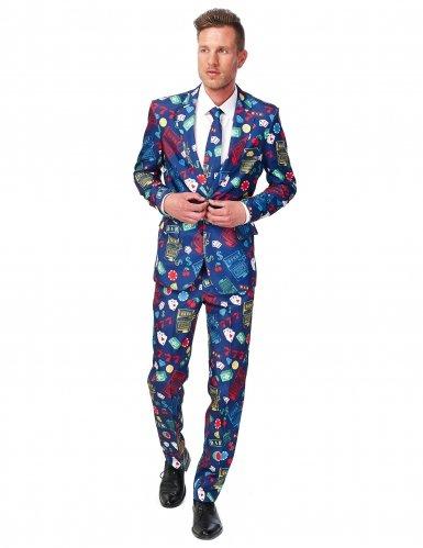 Costume Casinò per uomo - Suitmeister Small