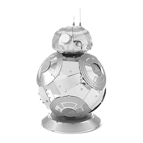 Fascinations Metal Earth Star Wars Force Awakens BB8 3D Metal Model Kit (Model Earth compare prices)