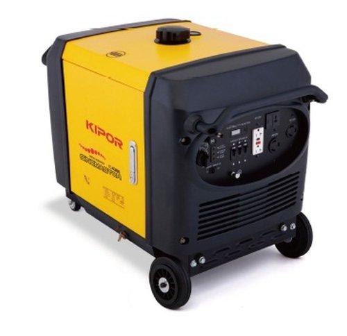 Kipor Power Systems Ig4300 Gasoline Digital Generator