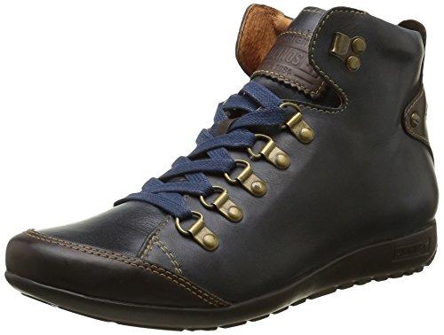 PikolinosLisboa W67 I16 - Sneaker Donna , Blu (Bleu (Navy Blue)), 40